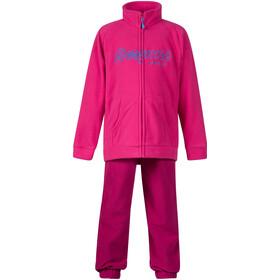 Bergans Smådøl Set Barn hot pink/cerise/light winter sky